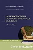 Intervention comportementale clinique : se former à l'A.B.A