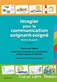Imagier pour la communication soignant-soigné : germes de parole